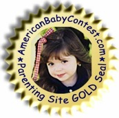 American Baby Contest Award Winner!