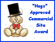 We're A Hugs Approved Website!