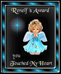 Proud Renelf Award Winner!
