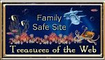 TOTW Family Safe Site Award Winner!